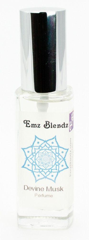 Divine Musk Perfume by Emz Blendz