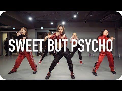 Sweet But Psycho Ava Max Mina Myoung Choreography Youtube Choreography May J Lee Dance Videos