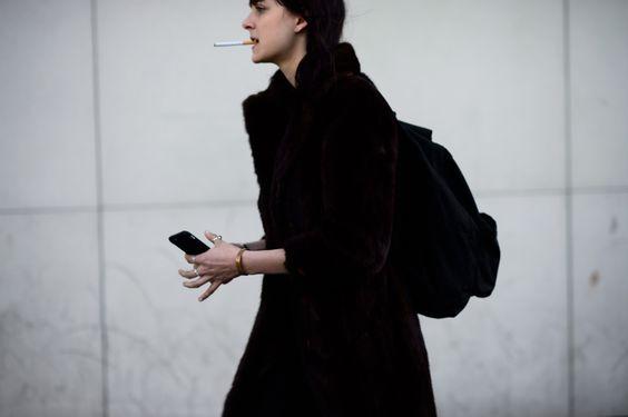 Paris Fashion Week Fall 2016 Street Style Kicks Off - -Wmag