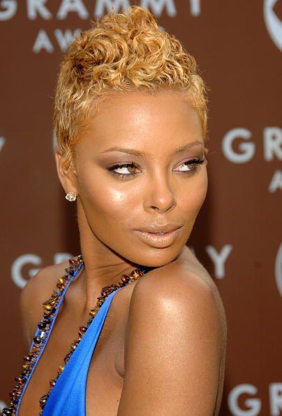 Awe Inspiring Black Women Bronze And Brown On Pinterest Hairstyles For Women Draintrainus
