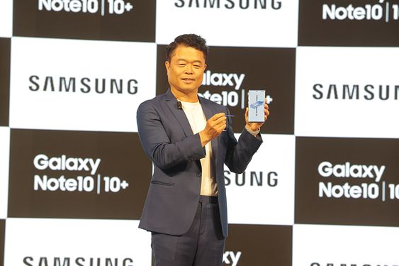 Samsung Brings the Most Powerful Galaxy Note10 to India