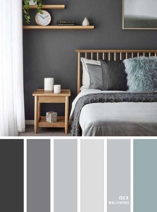 49 Modern Coastal Master Bedroom Decoration Ideas In 2020 Grey