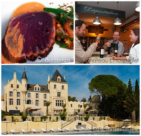 Wine Travel Destination 2014: Languedoc, France @French Girl Organics   Kristeen - did you see this?