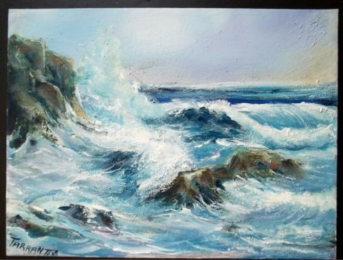 How To Find Value Of Oil Painting