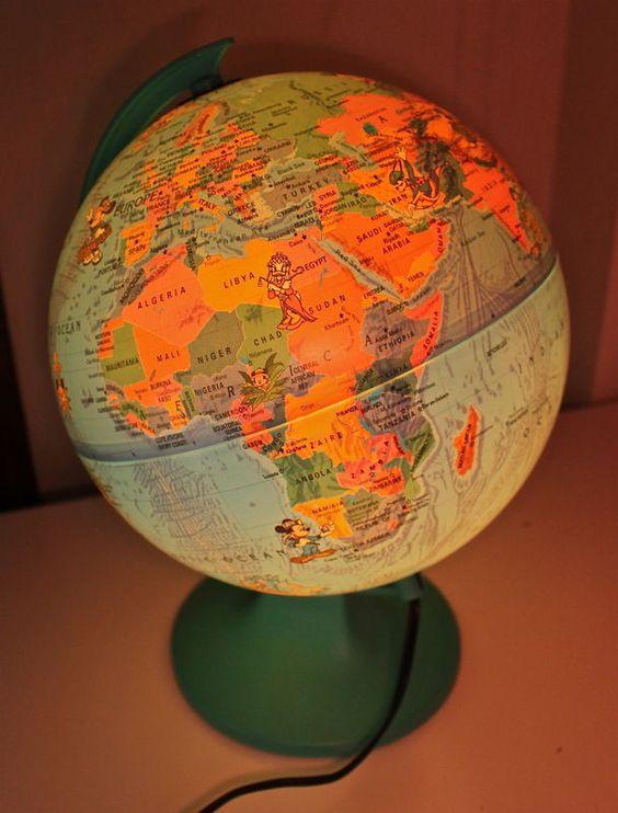Big asses! vintage light globes