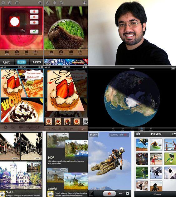 Oton Lima | 5 por 1: apps favoritos de Maurício Araya