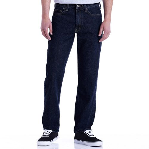 Faded Glory - Men's Relaxed Fit Jeans - see Michelle for size and  color