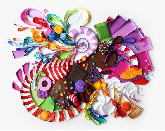 Candy Crush inspired
