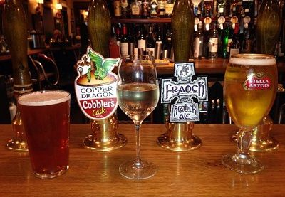 LONDON PUB GUIDE! London has some of the best pubs in the world, perfect for enjoying a pint and keeping warm this Christmas.