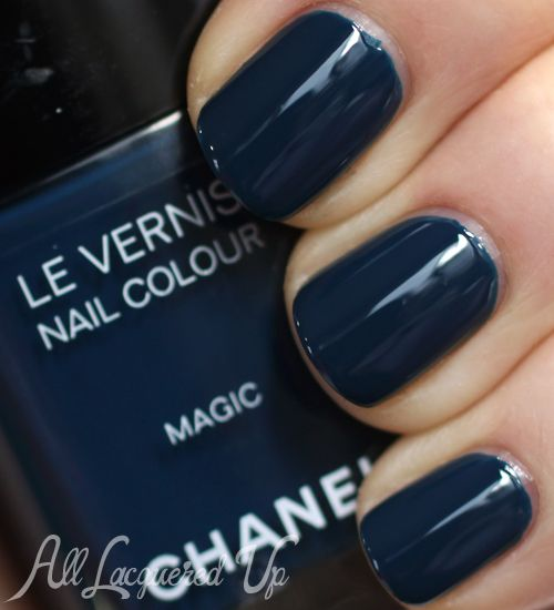 #Chanel Magic #nailpolish