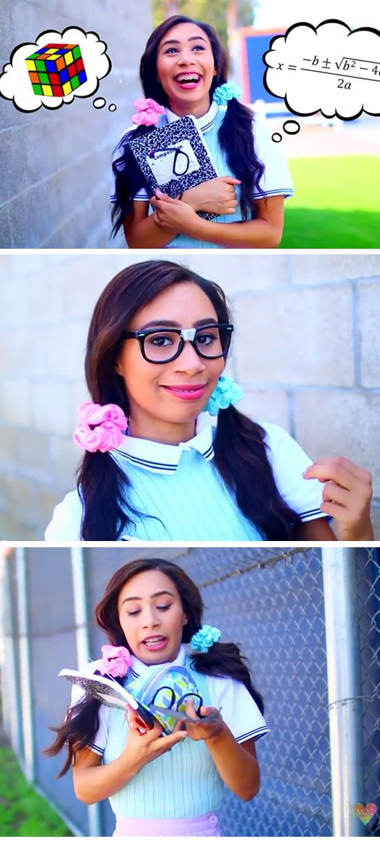 Nerd | 30+ Super Awesome DIY Halloween Costumes for Teens
