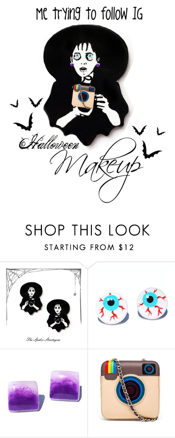 """October Makeup Tutorials"" by ickjewelry ❤ liked on Polyvore featuring MUA MUA"