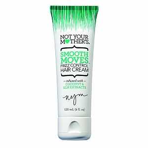 DRUGSTORE GEM ALERT! Not Your Mother's Smooth Moves Frizz Control Hair Cream