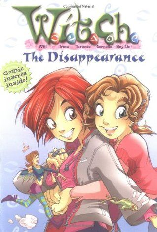 """The Disappearance"" by Elizabeth Lenhard - Will, Irma, Taranee, Cornelia, and Hay Lin are getting used to having powers. And there is another development that is even more puzzling. Their friend Elyon has vanished without a trace, and her house has been abandoned. The girls set off to find out what happened–and along the way discover a dark secret that surprises them all. (Book Two of the W.I.T.C.H. series)"