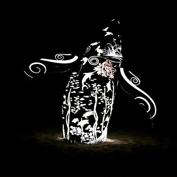 #beatingheart #whale @johncoxsculpture #SeeLife #swell2015 #currumbin #currumbinbeach #festival #sculpture #whale #nature #underwaterworld #underwater #goldcoast #queensland #Australia #art #artist #sculpture #ledlighting by sbdownunder http://ift.tt/1X9mXhV