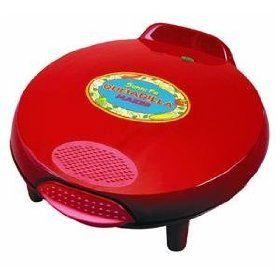 I love my  Quesadilla maker.  Use it to make quick meals after a hard day at work.