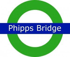 Phipps Bridge Tram Stop London Step by Step Guide #London #stepbystep