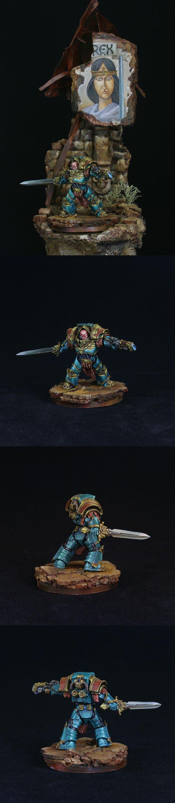 Sons Of Horus Praetor