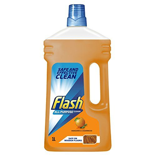 Flash Universal Mandarin And Cedarwood Multi Surface Cleaning Liquid Removes Up To 100 Percent Of Dirt Grease And Grime 1 Litre Domesticcleaningsupplies Co Uk In 2019 Cleaning Cleaning Chemicals Safe Cleaning Products