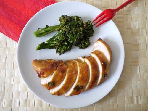 """No Work"" Chicken recipe from Weelicious.com"