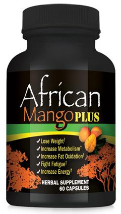 African Mango Plus - This popular African mango natural weight loss supplement contains 150 mg of African mango extract plus 225 mg of Green Tea Leaf extract.