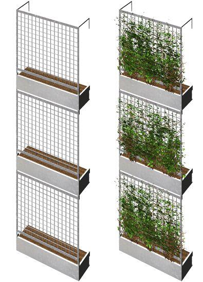 Gsky Living Green Walls: Green Walls And Green On Pinterest