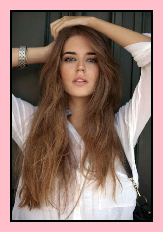 Braune haarfarbe fur helle haut
