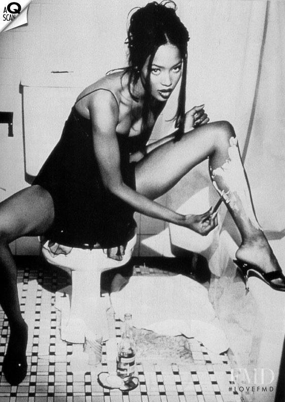 Photo of model Naomi Campbell - ID 45518 | Models | The FMD #lovefmd
