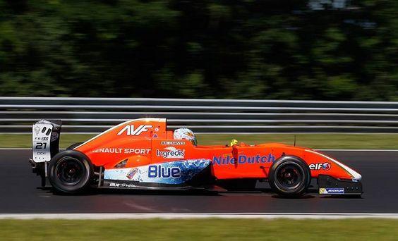 Renault NEC 2016: Henrique Chaves qualifica-se em 3º no Hungaroring