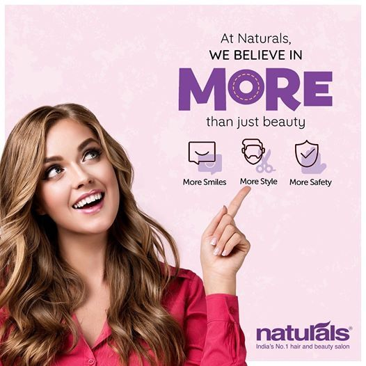 Naturalssalons Offer In Hyderabad Hair And Beauty Salon Just Beauty Salons
