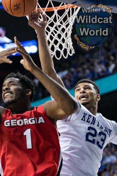Kentucky vs Georgia