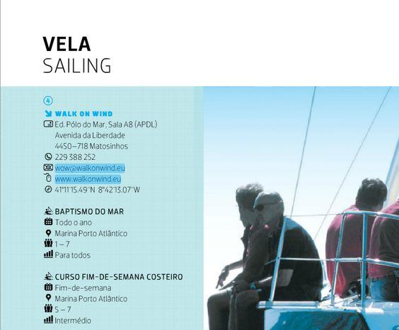 Com os programas de cursos de formação à navegação à vela, a Walk-On-Wind pretende contribuir para uma dinamização das actividades marítimas, e mais especificamente da vela de cruzeiro.
