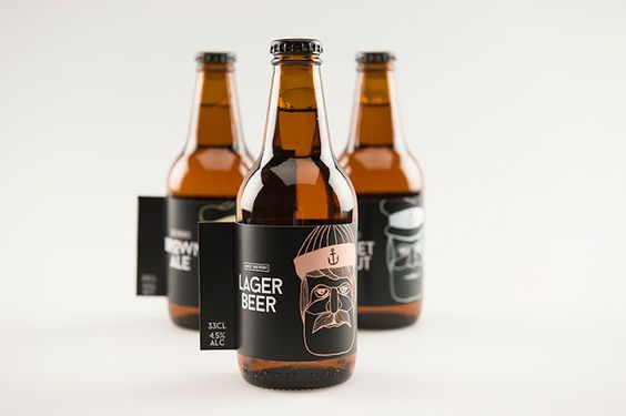 Ahoy Brewery (Student Project) on Packaging of the World - Creative Package Design Gallery