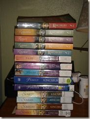Start at the beginning and go through ALL the Baxter Family series including the Bailey Flanigan series!! Worth it!