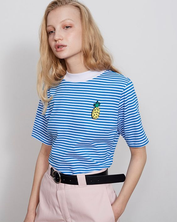 Lazy Oaf Pineapple T-shirt - Everything - Categories - Womens