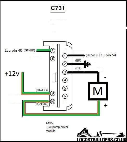 Ford Pats Wiring Diagram Bookingritzcarlton Info Ecu Diagram Alternator