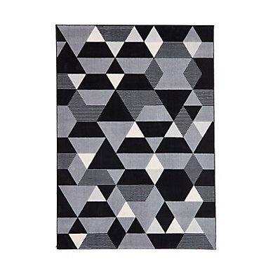tapis 120x170 cm baltic gris tapis
