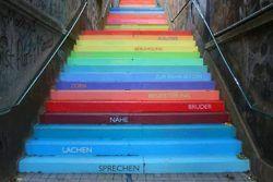 Esta es pura tipografía de Taschen.... Por ende es la perfección. StreetArt in Germany