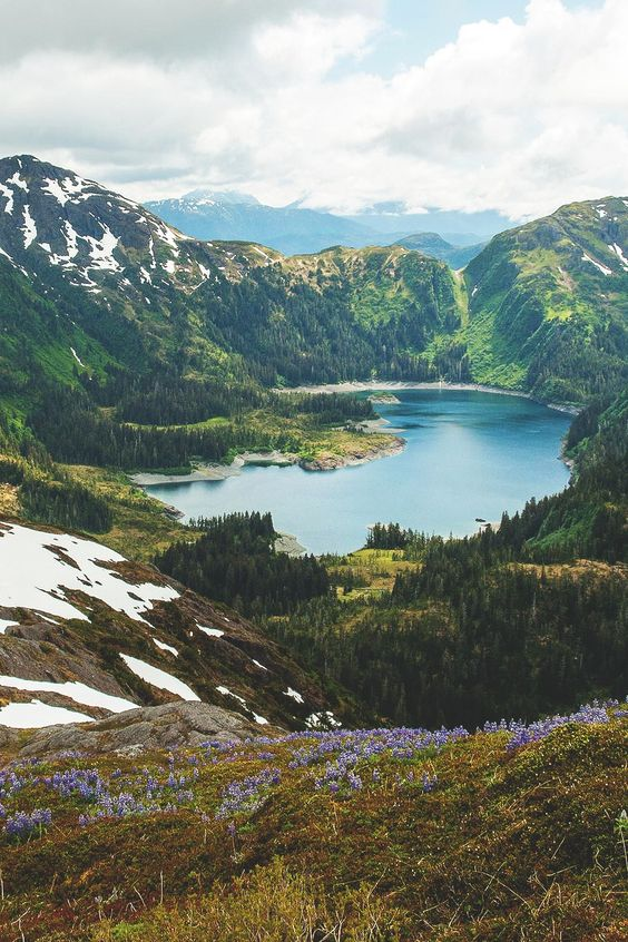 Rust Lake, Alaska: