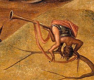 TICMUSart. TICMUSart: El infierno - Peeter Huys (1570) detalle (I.M.)