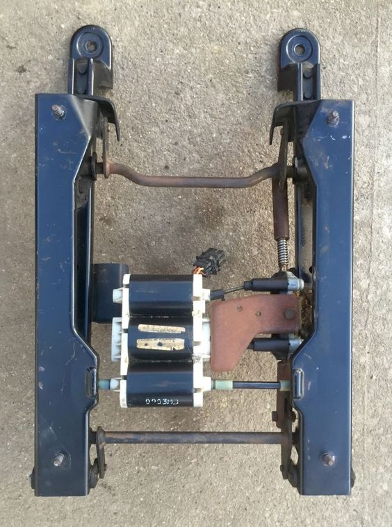19931995 Jeep Grand Cherokee Driver Power Seat Track Left Wiring – Jeep Electric Seat Wiring