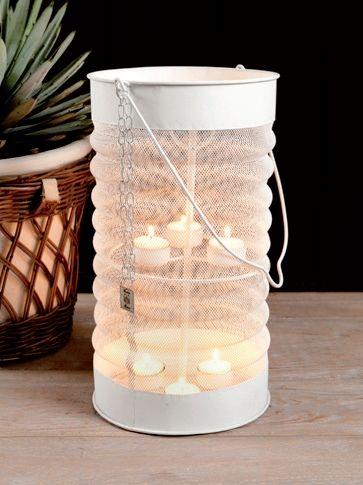 Die Breakers Lantern von Rivièra Maison. Erhältlich bei www.villa-riviera.de !