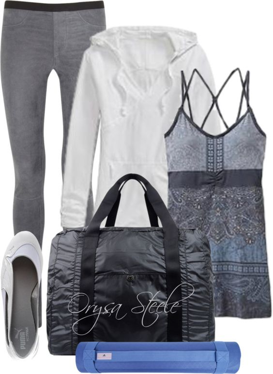 """Sunday Stretch"" by orysa ❤ liked on Polyvore"