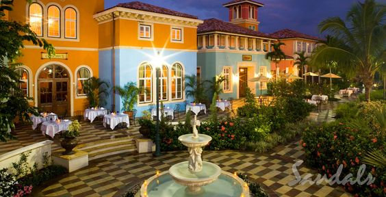 Sandals night and wedding honeymoons on pinterest for 2 mid america plaza oakbrook terrace