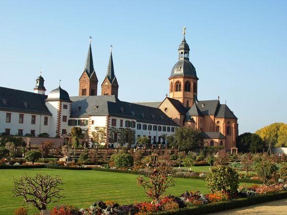 kloster seligenstadt - Buscar con Google: