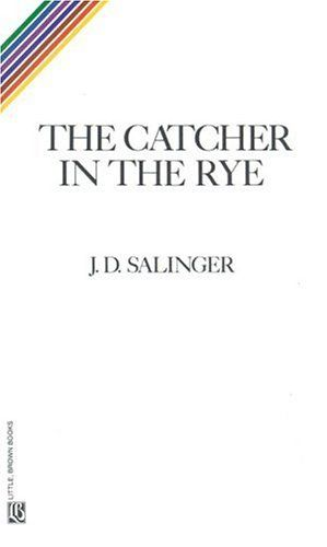 Book Cover// The Catcher In The Rye