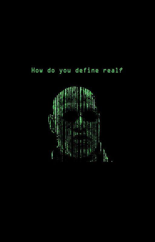 The Matrix Morpheus Code