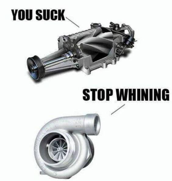 Supercharger vs. Turbocharger