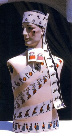 Salvador Dali - Skulptur Mannequin Zootropique - Art-Galery.de