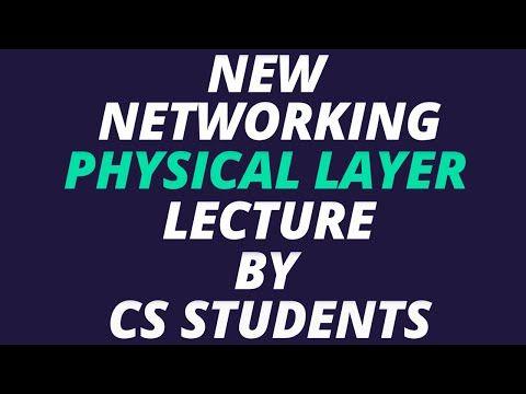 Physical Layer -  OSI Model -  YouTube